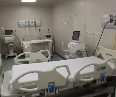 Entregan nuevas camas de UTI a dos hospitales de Canindeyu