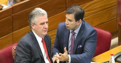 ¿Bacchetta, lejos de Abdo?: El colorado renunció al liderazgo de Añetete en el Senado