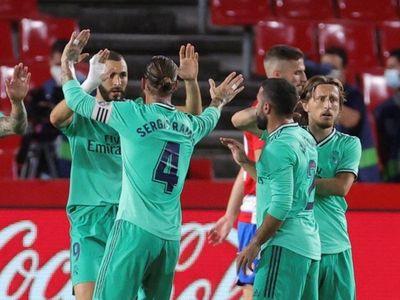 El Real Madrid gana y ya acaricia el título de liga