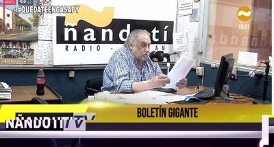 Don Humberto Rubin vuelve a la radio tras su operación y deleita a su audiencia con un poema