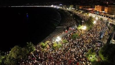 Covid-19: consternación por una fiesta electrónica gigante en el sur de Francia
