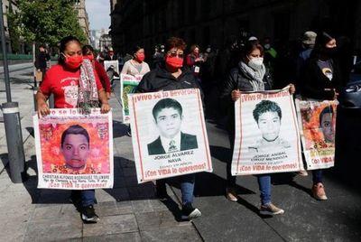 México reporta más de 73,000 personas desaparecidas