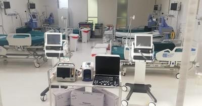 Con 6 camas de terapia, refuerzan UTI del Materno Infantil de San Pablo
