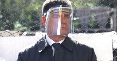Fiscalía solicita confirmar la imputación de Efraín Alegre