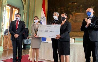 UE dona G. 5.000 millones para escuelas precarias
