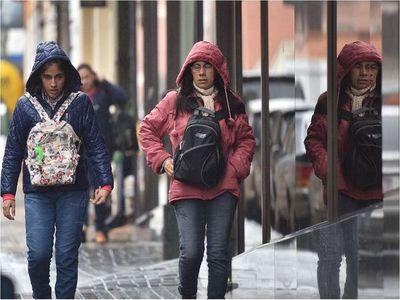 Clima frío a fresco prevalecerá este martes