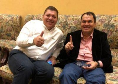 AUDIO: Según Hugo Rodríguez el objetivo es derrocar al intendente José Carlos Acevedo