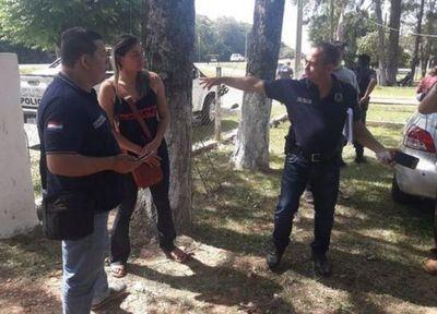 Denuncian que Policías no cumplieron con orden de captura a suboficial denunciada