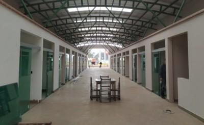 Terminal de Ómnibus del km 30, a punto de concluir