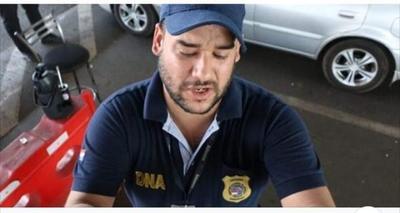 Trasladan al aduanero  borracho que realizó  destrozos en un motel – Diario TNPRESS