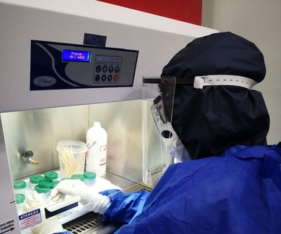 Hospital de Barrio Obrero habilitó laboratorio de biología molecular para realizar test de COVID-19