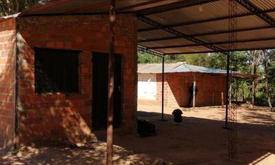 Nuevo allanamiento de vivienda en el barrio Costa Alegre de Coronel Oviedo – Prensa 5