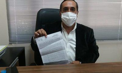 Ovelar asegura que intendente miente, y su  estudio de impacto ambiental fue aprobado