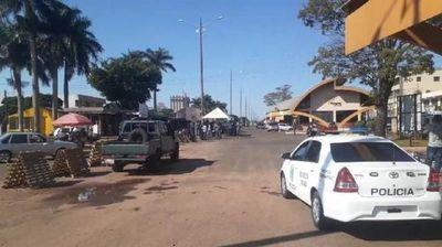 Incidentes entre comerciantes y militares en Pedro Juan