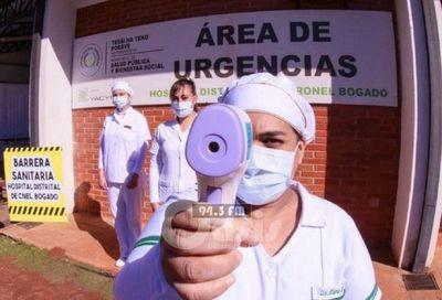 Salud reporta 94 nuevos casos positivos de Covid-19