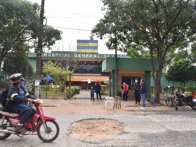 Luque: 60 personales de blanco en cuarentena tras caso positivo de Covid-19