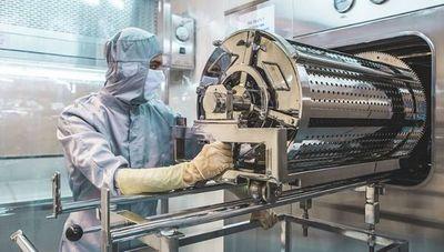 Farmacéutica rusa entrega medicamentos para el COVID-19 (pretende establecer relaciones comerciales con Paraguay)