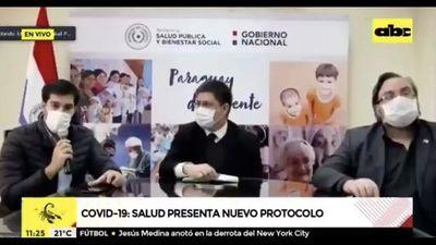 COVID-19: Salud oficializa nuevo protocolo sanitario y no da siquiera pistas sobre fase 4