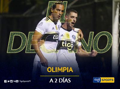 A 2 días del regreso del Apertura, Olimpia está listo para ir por el pentacampeonato