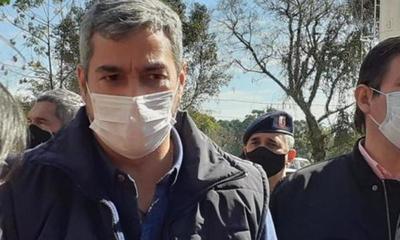 Mario Abdo no cambiará a Mazzoleni – Prensa 5