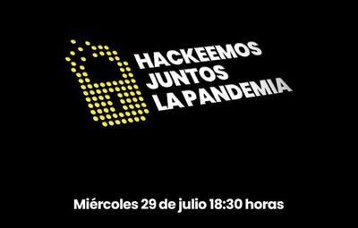 """""""Hackeemos Juntos la Pandemia"""": charlas gratuitas con apoyo del MITIC"""