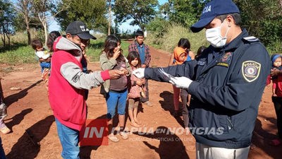ENTREGAN DOCUMENTOS DE IDENTIDAD A NATIVOS DE COMUNIDADES INDÍGENAS DE VARIOS DEPARTAMENTOS