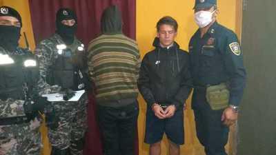 Barreras de control de la Policía deja 13 detenidos