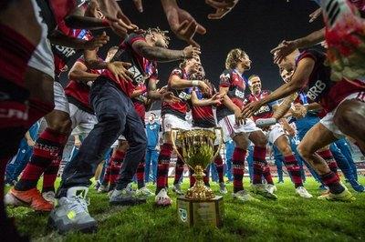Flamengo de Piris Da Motta gana el título Carioca