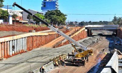 Multiviaducto de CDE alcanza 50% de ejecución