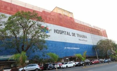 HOY / Anuncian protesta frente al Hospital del Trauma por recategorización salarial