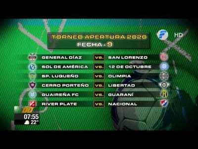 ¡Por fín vuelve el fútbol paraguayo!