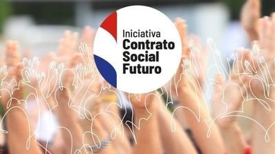 """Con críticas a la Constitución del 92, intelectuales lanzan petitorio """"por un contrato social para el futuro"""""""