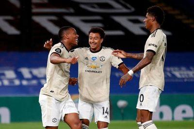 Leicester y el United tampoco aflojan