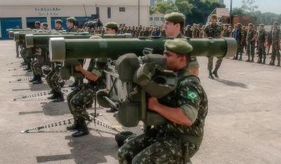 Ejército brasileño se prepara para posibles conflictos armados en Sudamérica