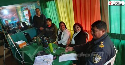 Exitoso bingo solidario a favor de la salud en Carlos A. López