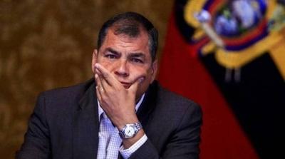 HOY / Ratifican condena de 8 años de cárcel al expresidente Rafael Correa
