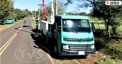ANDE mejoró redes de distribución eléctrica de Misiones e Itapúa
