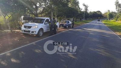 Rutas quedan liberadas para circular: Caminera no restringirá por fases