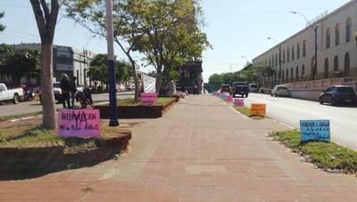En Concepción se movilizan contra la corrupción