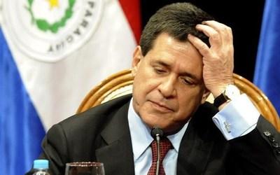 Justicia brasilera cita a declarar a Cartes y otros