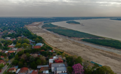 HOY / Falta mucho, pero franja costera de Pilar muestra avances importantes