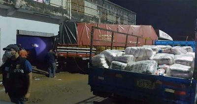 Con las fronteras cerradas, el contrabando sigue con buena salud