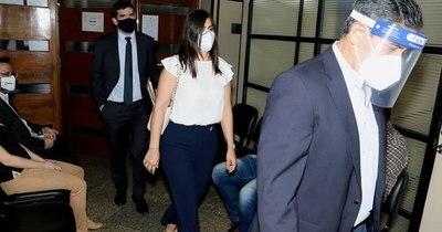 Caso Imedic: Patricia Ferreira se abstuvo de declarar