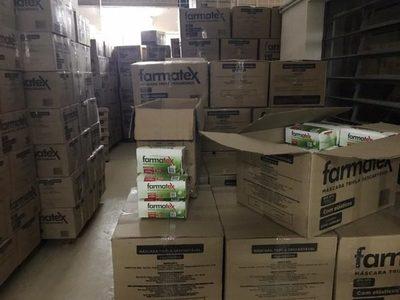 IPS adquiere tres millones de mascarillas e inicia distribución a centros asistenciales del país