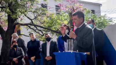 """""""Lo de Abdo y Cartes es un pacto de impunidad"""""""