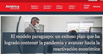 América Economía destaca el modelo paraguayo