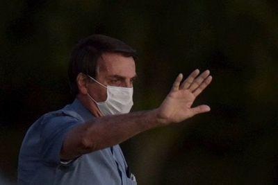 Bolsonaro da negativo al Covid-19, casi tres semanas después de ser contagiado