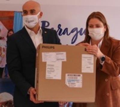 Salud entrega equipos de alta complejidad a hospitales regionales