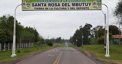 Un hombre pierde la vida al caer con su vehículo desde un puente en Santa Rosa del Mbutuy