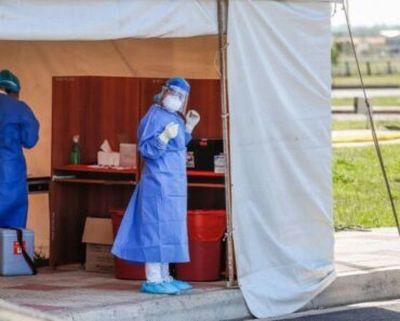 Covid-19 en Paraguay: una nueva muerte y 116 nuevos contagios